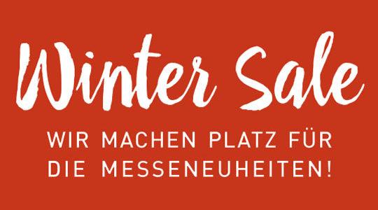 Winter Sale – bis zu 50% Rabatt*