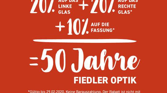 50 Jahre Fiedler